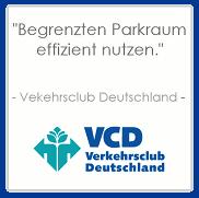 Parkraum effizient nutzen app ampido vcd